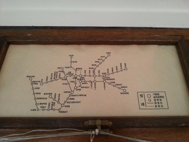 seoul tram map