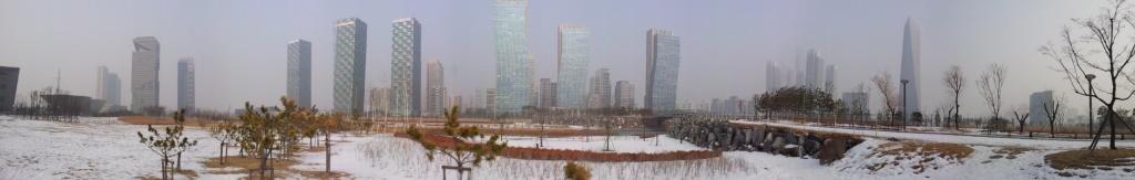 Songdo Panorama