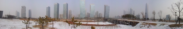 Songdo Panorama