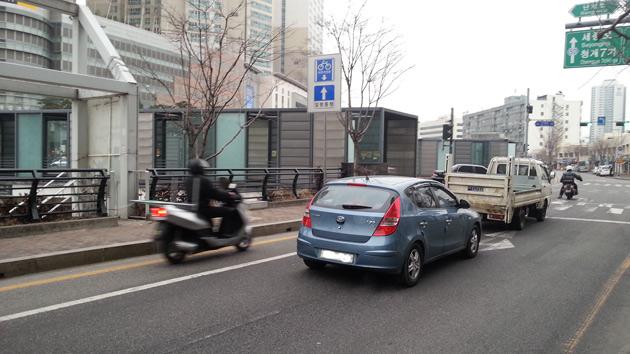cheonggyecheonbikelane2