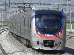Korail Train